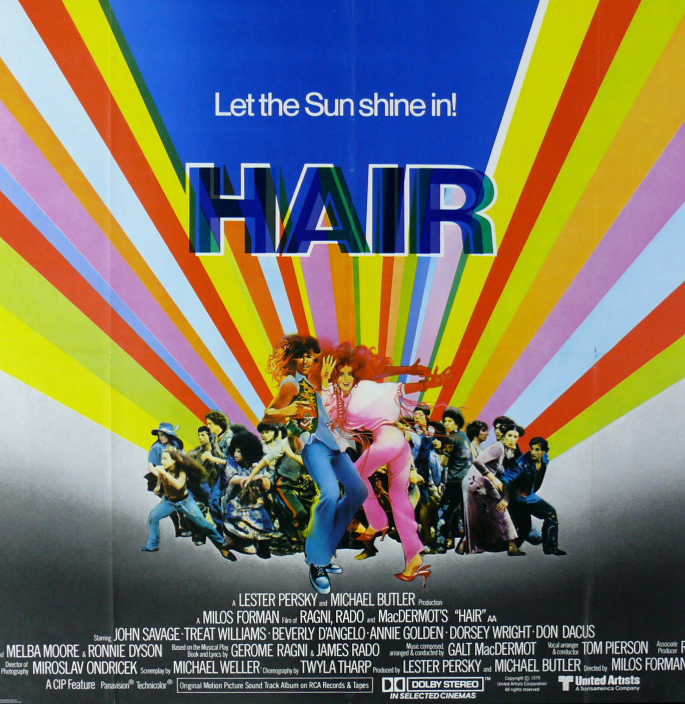 hair twyla tharp