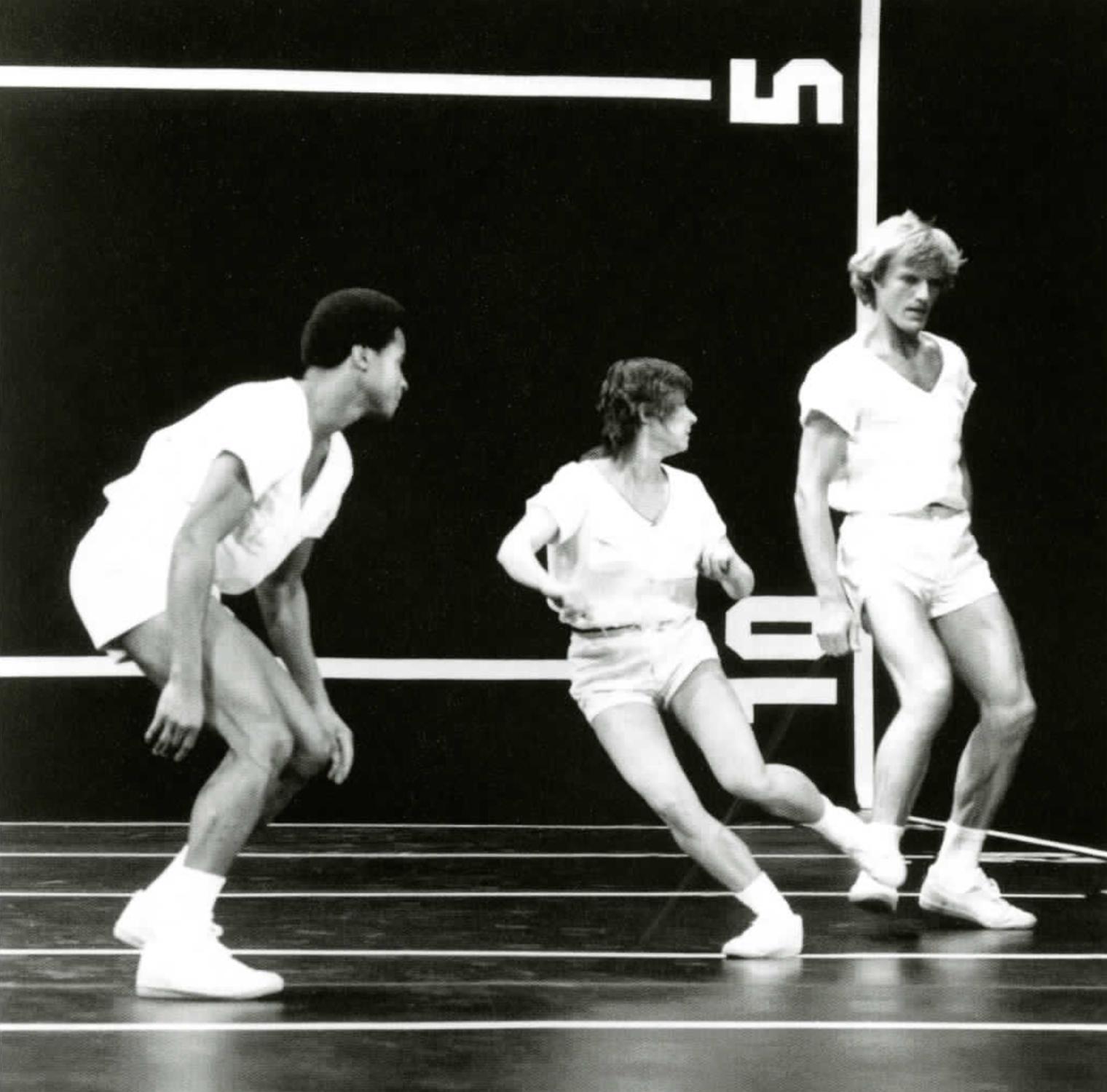 Dance Is A Mans Sport, Too   Twyla Tharp