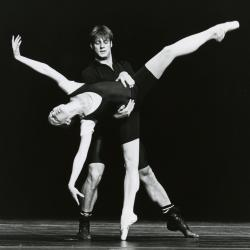 Twyla Tharp In Washington: New Works